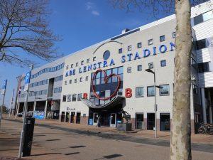 Bezoek Abe Lenstra Stadion Heerenveen