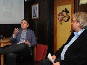 Algemene ledenvergadering incl. college-tour met Sander Balk